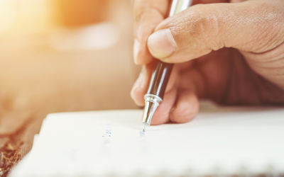 Let your pen do the talking